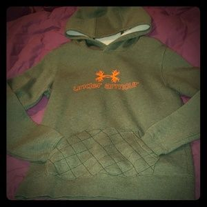 Women's Under Armour Hoodie Small